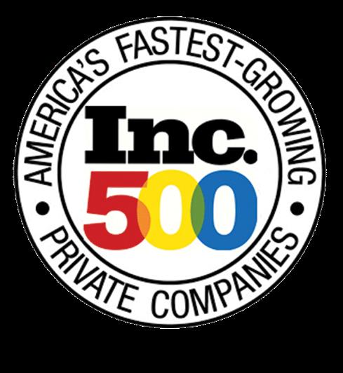 Inc. 5000 w dates
