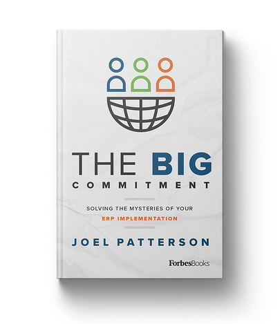The Big Commitment Joel Patterson