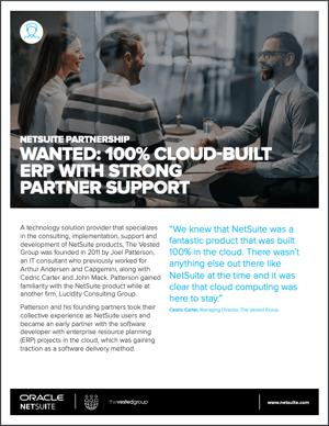 NetSuite Partner Case Study