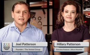 Silicon Mountain Joel and Hillary Still