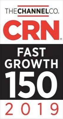 CRN Fast Growth 150 2019